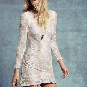For Love and Lemons a night to remember lace dress